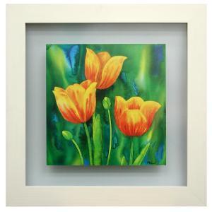 Cuadros:  Composizzione di tulipani