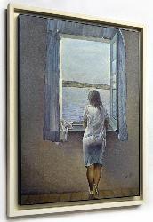 Cuadro Dali Enmarcado de cuadros