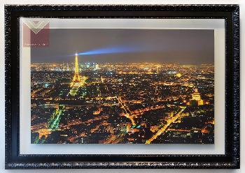 Cuadro foto Paris Enmarcado de cuadros