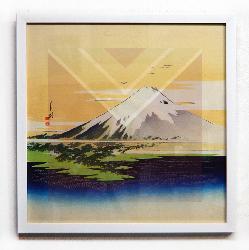 Cuadro Fuji Ogata  Gekky333;  Marcos y Cuadros