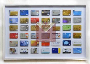Enmarcado tarjetas  Enmarcado de cuadros