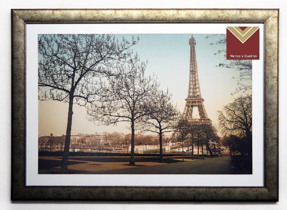 Enmarcado de laminas Cuadros , Cuadro foto Paris