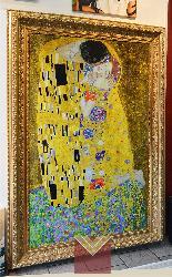 EL BESO, KLIMT Enmarcado de laminas