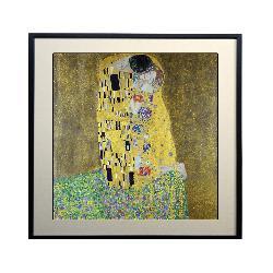 Cuadro El Beso, Klimt Enmarcado de cuadros
