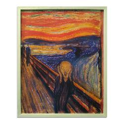 cuadro el grito, Munch Marcos y Cuadros