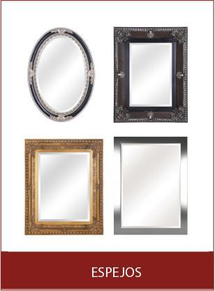 Espejos Enmarcado de laminas