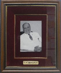 Enmarcado Foto Pana Roja  Enmarcado de laminas