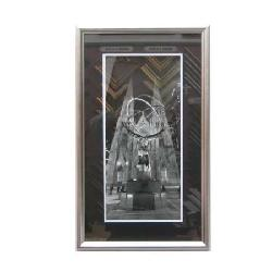 Enmarcado de foto catedral de San Patricio Enmarcado de laminas
