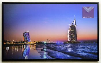 Cuadro foto Dubai Enmarcado de cuadros
