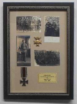 Enmarcado de medallas Enmarcado de laminas