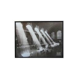 Enmarcado de lamina Grand Central Sation Enmarcado de laminas
