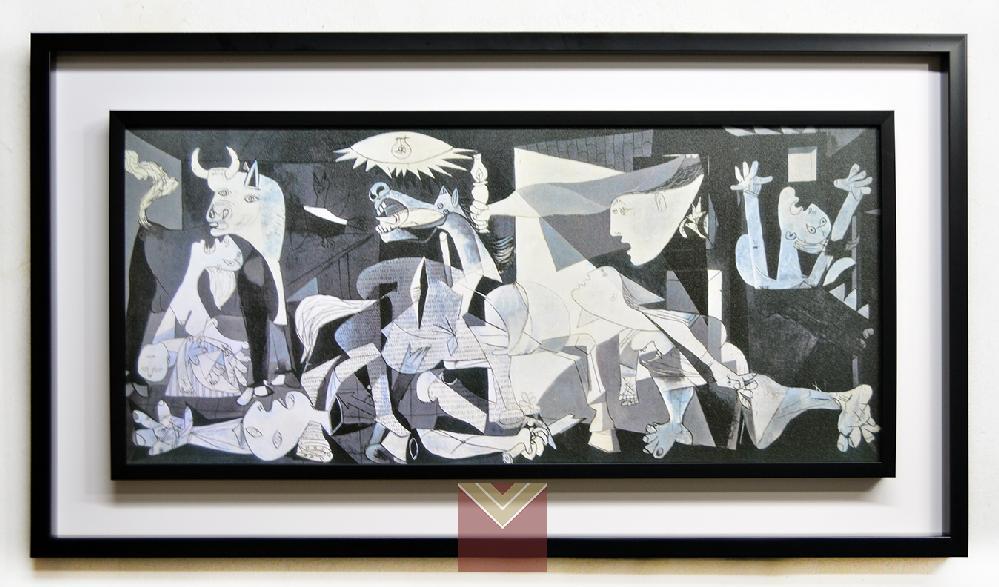 Cuadro Guernica, Picasso