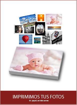 Imprimimos tus fotos Enmarcado de laminas