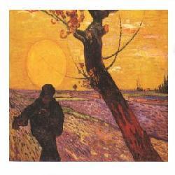Van Gogh, El sembrador Enmarcado de laminas