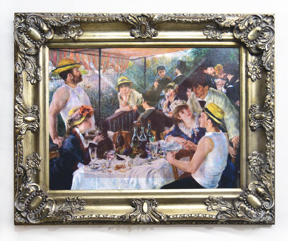 Cuadro El almuerzo de los Remeros Renoir