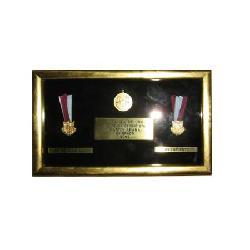 Enmarcado de Medallas Enmarcado de cuadros