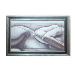 Enmarcado de lamina mujer Marcos y Cuadros