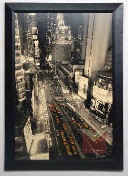 Cuadro Nueva York Enmarcado de laminas