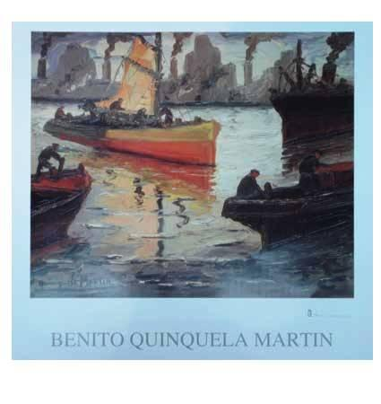 Enmarcado de cuadros laminas lamina barcas iluminadas for Enmarcado de cuadros precios