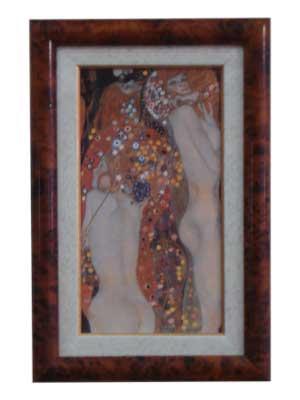 Enmarcado de cuadros cuadros cuadro wasserschlange ii - Enmarcado de cuadros ...